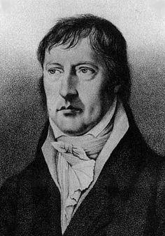 G.W.F Hegel