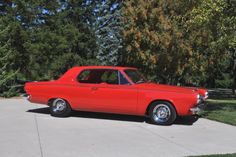 1964 Dodge Dart GT Hardtop My friend had one of these it had a 273 Engine