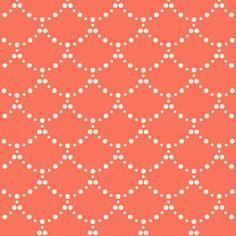 Bari J. Ackerman - Millie Fleur Knit - Ripples Knit in Coral