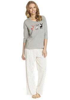 F Reindeer pyjamas ( VIP Fashion Australia www.vipfashionaustralia.com - international clothes shop )