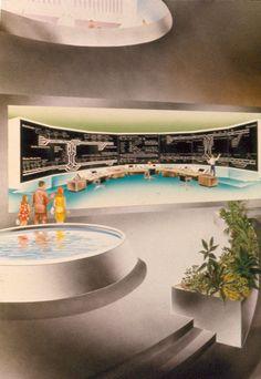 Artist's rendering of Lake Merritt Station/Operations Control Center