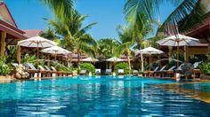 Bazén v Phuketu