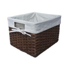linen closet organization (target.com) $12.99