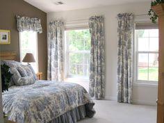 Master Bedroom - FOR SALE ~ 1503 Brentwood Place Morganton North Carolina - Lake James