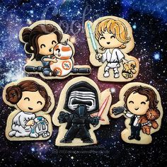 """Is that possible?"" ""I never ask that question until after I've done it."" 😁  #creeativecookies #charactercookies #cookieart #cookielove #maythe4th #starwars #starwarsart #starwarscookies #starwarsdesserts #starwarschibi #kawaii #fangirl #fanboy #starwarsfan #starwarsnerd #nerdcookies #geek #nerd #ilovestarwars #reylo #revengeofthefifth #princessleia #kyloren #hansolo #chewbacca #happystarwarsday #maythefourthbewithyou #sugarart"