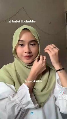 Stylish Hijab, Modest Fashion Hijab, Muslim Fashion, Simple Hijab Tutorial, Hijab Style Tutorial, Pashmina Hijab Tutorial, Mode Turban, Islam Women, Head Scarf Styles