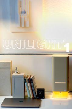NEUE FARBEN | TEBTON® UNILIGHT1 unsere #Tischlampe | Zeitloses Design schon jetzt ein Klassiker... #productdesign #lamp #light #lighting #lightdesign #home #interiordesign #leuchte #lampe #designlampe #tischleuchte #design #designinspiration #interior #decor #berlin #tebton #unilight1 Berlin, Interiordesign, Flat Screen, Inspiration, Lighting, Products, Home Decor, Minimalist, Colors