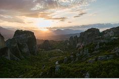 Meteora - Kalambaka - Griechenland - Klöster_0587