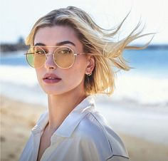 """58 Likes, 1 Comments - Hailey Baldwin (@haileybaldwincr) on Instagram: """"@autumnpr via Instagram: @haileybaldwin looking fire sporting @paigenovick oversized hoops in…"""""""