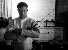Trevor Herrin US Army All-American Fencer men's foil. #weallplayswords #wedareyounottoloveit #downtownfayettevillenc http://aafa.me/2d4y0sO