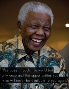 mandela deepest fear quote poster | images of nelson mandela s 93rd 7 inspirational quotes zoomers ...