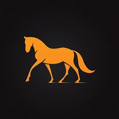 Decal Sticker Elegant Horse Figure Permanent Sailboats Speciality La Orange (6 X 3.93 In) - Brought to you by Avarsha.com