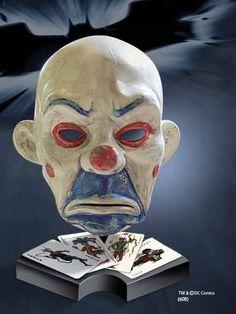 Joker's Henchman Mask