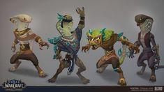 ArtStation - BFA - Sethrak, Ariel Fain Fantasy Character Design, Character Inspiration, Character Art, Character Reference, The Elder Scrolls, World Of Warcraft Characters, Fantasy Characters, Fantasy Races, Fantasy Art