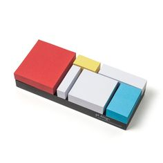 Monde Riant Sticky Notes, $15