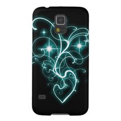 Abstract Spirit Energy Case For Galaxy S5