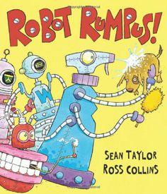 Robot Rumpus by Sean Taylor