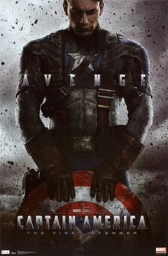 Captain America. Am not a fan of comic book films,but I like this one.