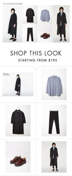 """The Latest / Tailored Utility from Hope, FWK Engineered Garments and more"" by lagarconne ❤ liked on Polyvore featuring hope and lagarconne"