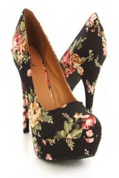 Guys, I WANT these shoes! So mad i'll be like a giant with them on though...
