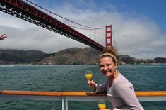 San Francisco Champagne Brunch Cruise ... CHECK ON GOLDSTAR TO SEE IF THERE IS A DEAL