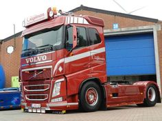 Truck made in Belgium :: Volvo FH 6