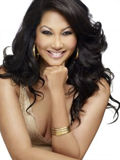 """Kimora Lee Simmons, the woman that coined the word """"fabulosity"""" :-D   She is one sexy entrepreneur!"""