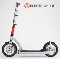 ELECTRICMOOD: The World Smartest Urban E-Scooter - http://www.ineedthatshit.com/electricmood-the-world-smartest-urban-e-scooter/