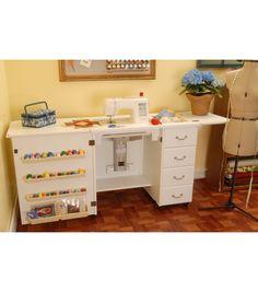 Homespun Auntie Em Sewing Machine Cabinet   Sewing Machines ...