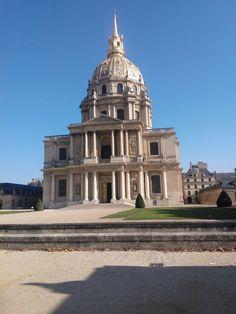 Invalides a Parigi ph Gsb