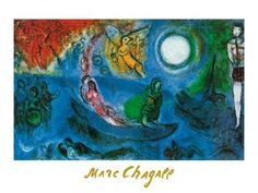 Marc Chagall - Il concerto, 1957