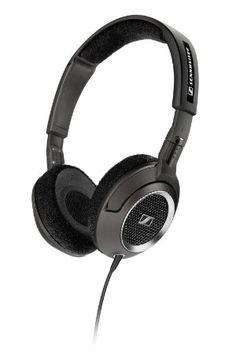 Sennheiser HD 239 Casque portable pour MP3/ iPod/ CD/ DVD/ téléphone portable Noir