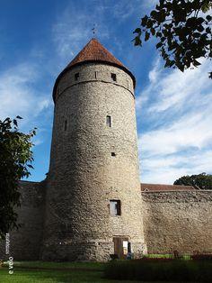 Köismäe tower, Toompea castle, Tallinn, Estonia