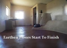 Earthen Floor Start To Finish - could be a useful resource