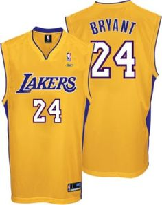cd553bd941f Tony s Jerseys   Adidas NBA Kobe Bryant Los Angeles Lakers Game Authentic  Home Jersey
