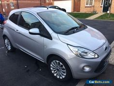 EXCELLENT CONDITION FORD KA 1.3TDCI - 2009 #ford #ka #forsale #unitedkingdom