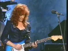 Bonnie Raitt & Brain Adams-Rock Steady-Live -!