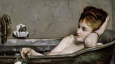 Alfred George Stevens Carry-all Pouch featuring the painting The Bath by Alfred George Stevens Alfred Stevens, Edouard Manet, Impressionism, Fine Art America, Pouch, Drawings, Artist, Artwork, Instagram