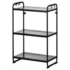 "possible to add a counter top to something like this for the kitchen?    MULIG Shelving unit - black, 22 7/8x13 3/8x35 3/8 "" - IKEA"