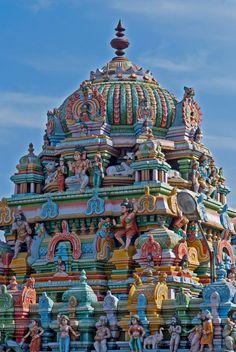 Temple Tiruvannamalai Southern India