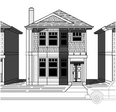 Traditional House Plan 76803 Elevation