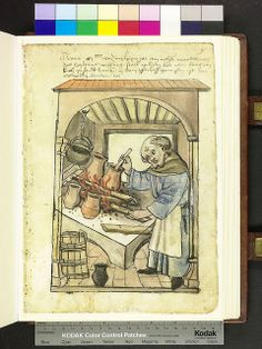 "Amb. 317.2° Folio 95 recto (Mendel I)_1475c_tratto dai ""Mendelschen Hausbuch"" | Flickr - Photo Sharing!"