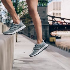 As the miles are adding up were making our last steps feel exactly like the first with BOOST. Were letting #ultraboost fuel our runs with endless energy. #energyrunning : @jaynumberfive by adidasrunning