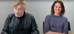 Star Wars: The Last Jedi stars Mark Hamill and Daisy Ridley announce three once-in-a-lifetime Star Wars experiences that you can win.