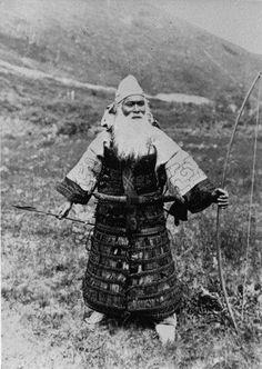 Ainu Leather Armor(keikou)