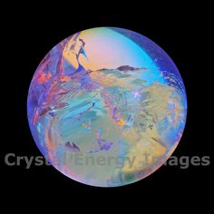 10x10 Crystal Ball Mounted Photo,Spiritual Art, Energy Art, Healing Space ,Vibrant Art, Crystal Sacred Art,  Ethereal, Luna Energy Crystal Mandala, Crystal Grid, Crystal Ball Tattoo, Types Of Crystals, Rainbow Art, Sacred Art, Sacred Geometry, Ethereal, Crystal Healing