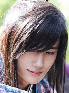 Park Hyung Sik in HWARANG (2016-17).