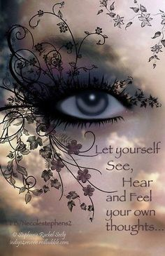 let yourself...
