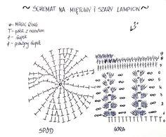 Pattern for minty lampions  #swieczniki #sloiczki #biedra #lampions #lampion #tealight #jars #balkon #decorating #diy #handmade #rekodzielo #szydelkowanie #crocheting #kordonek #mint #grey #white #hanging #decor #scandi #scandinavianstyle #pattern #free #schemat