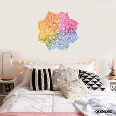 My Dream Home, Tapestry, Watercolor, House, Home Decor, Vinyls, Mandalas, Hanging Tapestry, Pen And Wash